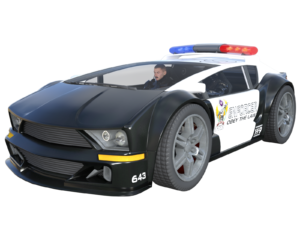 Enforcer patrol vehicle